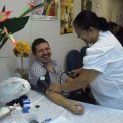Funcionários da Cinep comemoram o Dia da Saúde