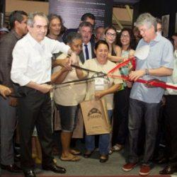 Ricardo abre 25ª edição do Salão de Artesanato da Paraíba