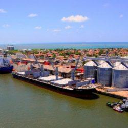 Porto de Cabedelo fecha setembro com alta de 10,5% na movimentação