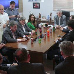 Ricardo assina Protocolo de Intenções com Companhia de Bebidas que poderá gerar 500 empregos diretos na Paraíba