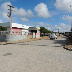 Conclusão de obra no Distrito Industrial de Mangabeira beneficia mais de 60 empresas