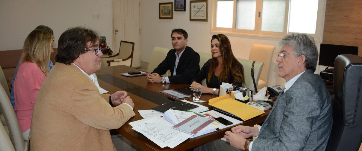 Governo atrai feira de calçados de grande porte para o Centro de Convenções de João Pessoa