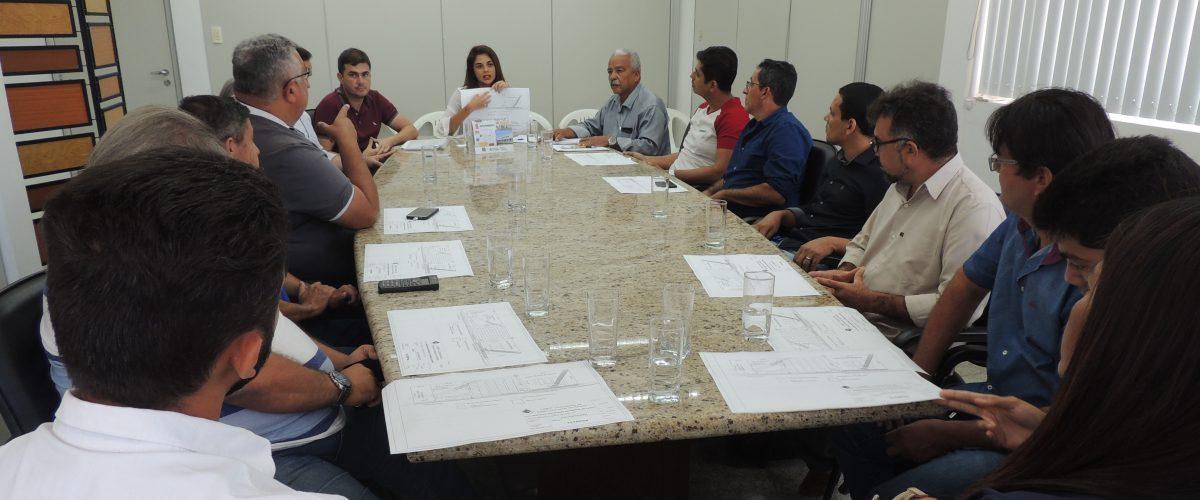 Cinep projeta condomínio industrial no município de Pedras de Fogo