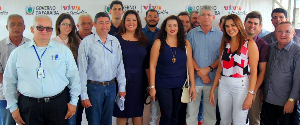 Ricardo entrega 1ª etapa do Parque Industrial de Caaporã que vai impulsionar economia da região