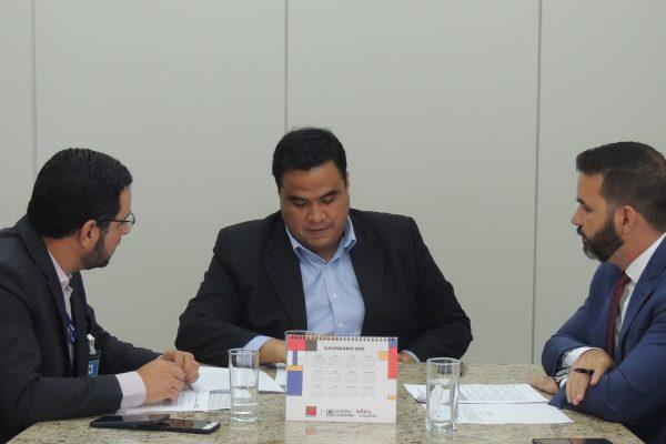Membros do Conselho de Administração da Cinep são empossados