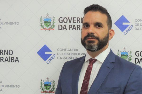 Rômulo Polari Filho e Artur Paredes Cunha Lima Filho tomam posse na Cinep