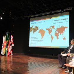 Governo do Estado apresenta potencialidades da Paraíba para comitiva de Camarões