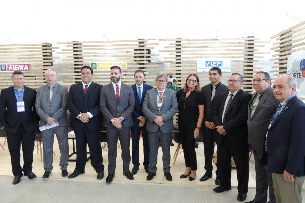 Encontro Brasil-Alemanha: João Azevêdo destaca potencialidades de investimentos da Paraíba