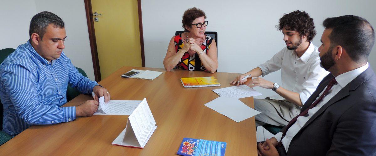 CINEP e Prefeitura do Conde assinam Termo de Compromisso para regularização do DI do Conde