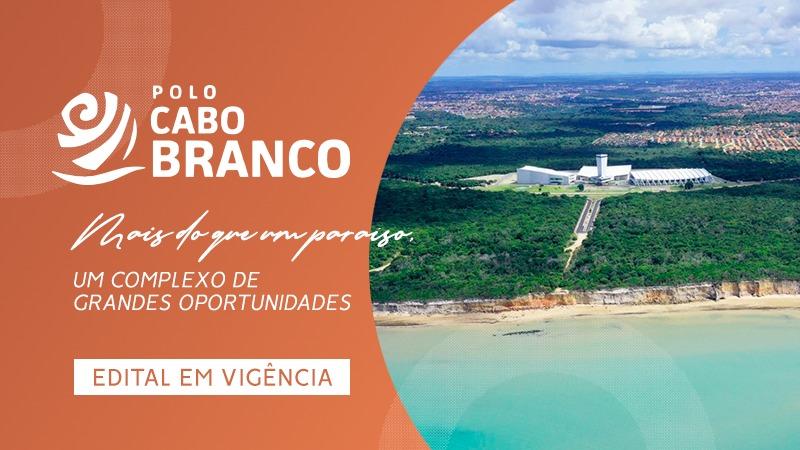 Governo do Estado disponibiliza novos lotes na área do Polo Turístico Cabo Branco, incluindo animação, comércio e serviços