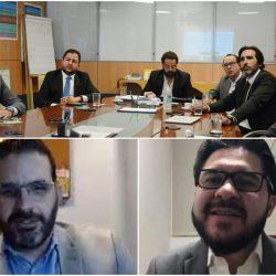 SERI, SETDE e CINEP participam de reunião com Ministério do Turismo para apresentar o projeto do Polo Turístico Cabo Branco