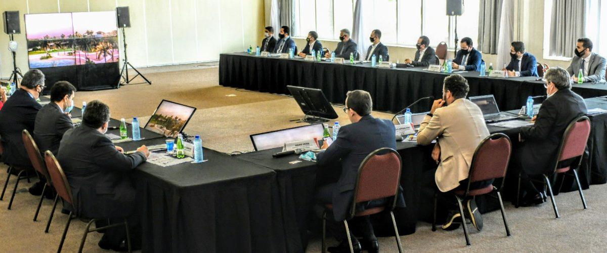 João Azevêdo autoriza novo edital do Polo Turístico e Ministério do Turismo anuncia recursos do Fungetur