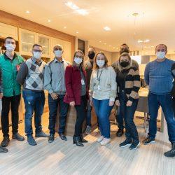 Grupo K1 anuncia primeiras contratações para sua unidade na Paraíba e realiza treinamento com os novos colaboradores na sede da empresa no Rio Grande do Sul
